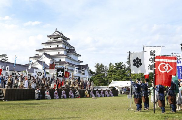 会津の歴史が蘇る!綾瀬はるかも登場する祭典「会津まつり」に行ってきた