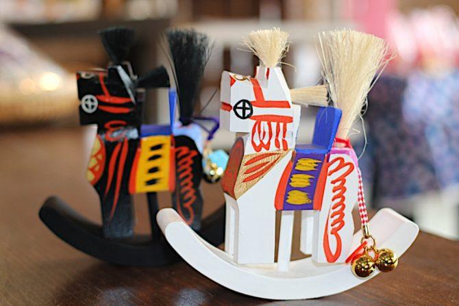 江戸時代から300年伝わる民芸品作りを受け継ぐ集落「高柴デコ屋敷」
