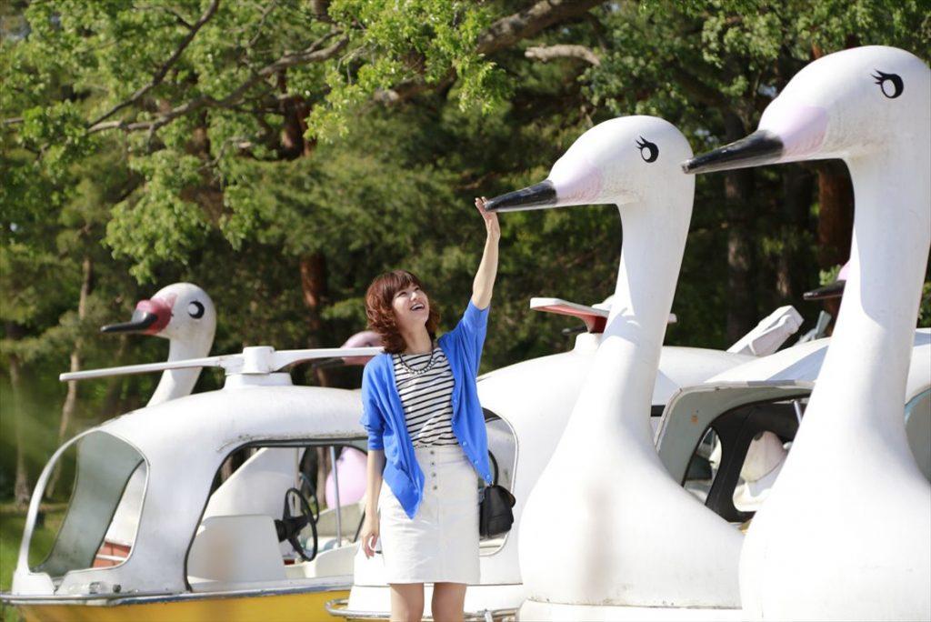 TRIP GIRL第二弾「猪苗代湖・志田浜」