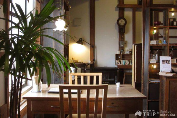 梅雨の季節にこそ行きたいカフェ「cafe comaya」《週刊福島TRIP 6/29〜7/3》
