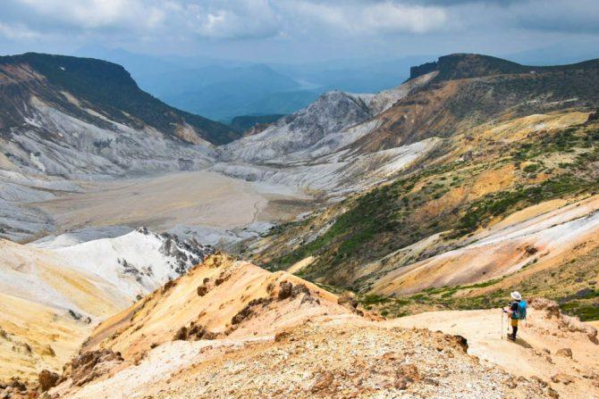 絶景の後は地酒に温泉も!安達太良山で大人の山旅を楽しむ
