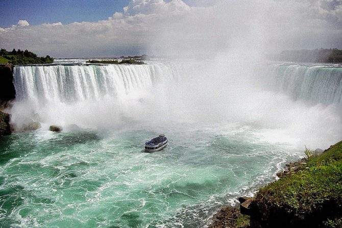 """""""小ナイアガラの滝""""と呼ばれる「乙字ヶ滝」が本当にナイアガラなのか調査してきた"""