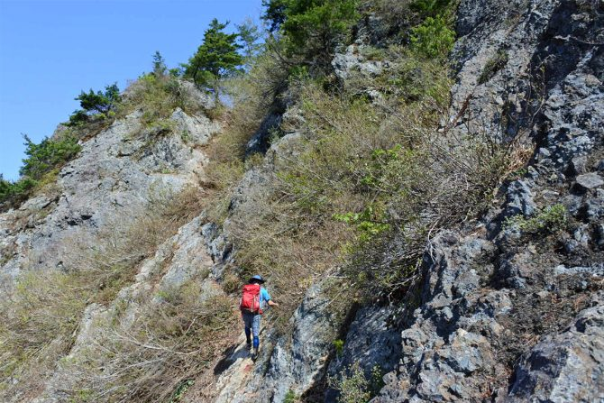 会津のマッターホルン!?急斜面と自然の絶景を楽しめる蒲生岳に登ってみた