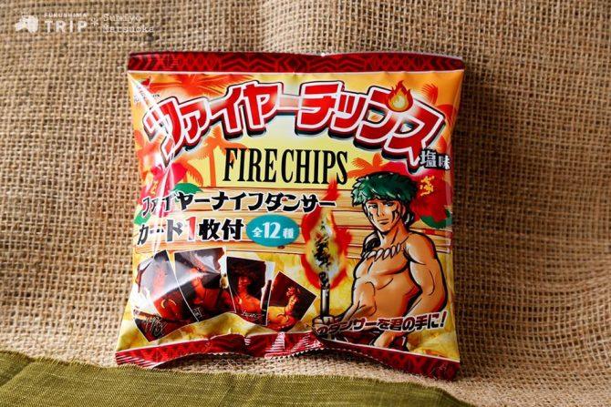 「ファイヤアアアアァ!!」なチップスを食べてイケメンカードを集めよう? 他《週刊福島TRIP 3/21~3/25》
