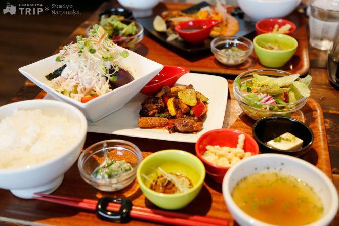 夏バテに負けない!がっつり食べて元気になれるカフェ「CAFÉオヤジ」 《週刊福島TRIP 7/27〜7/31》