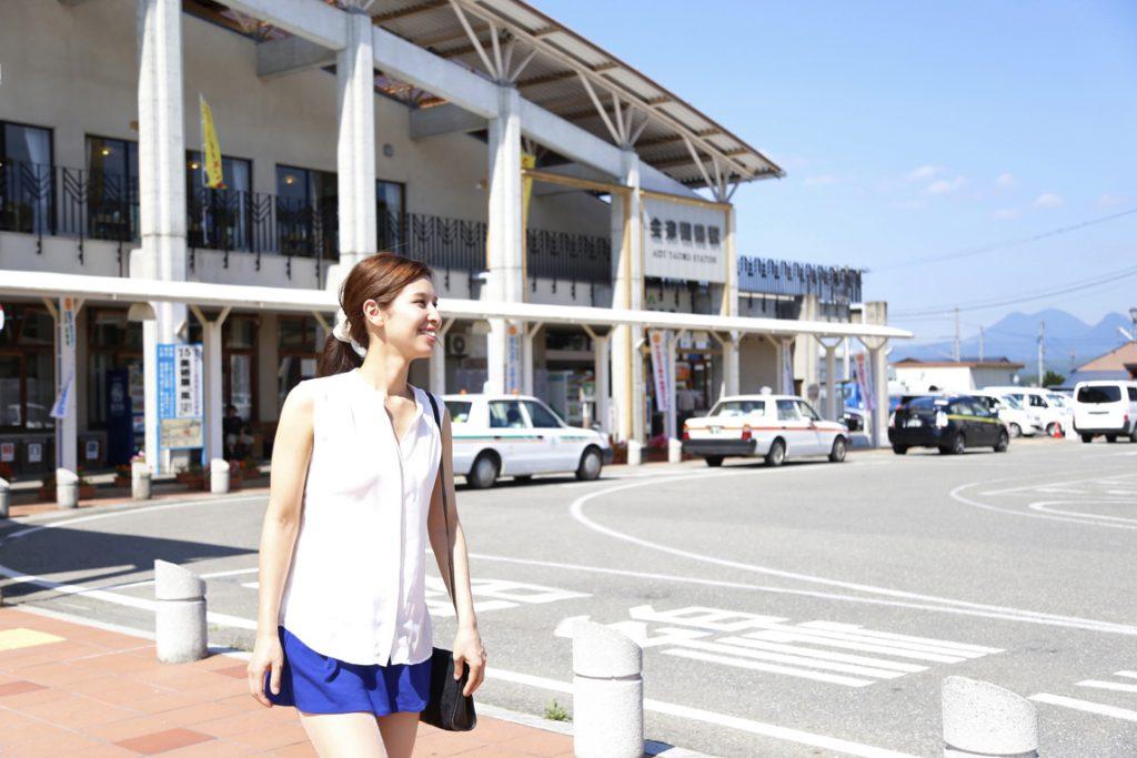 「TRIP GIRL」第4弾!南会津町(田島町)