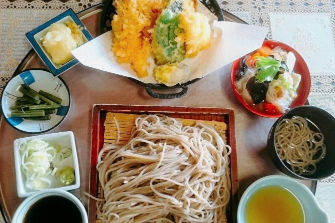 こづゆなど季節の一品がうれしい。蕎麦の聖地「山都」で絶品天ぷら蕎麦を食べる!