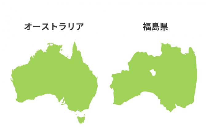 【福島版】山口県より似てる!?妄想オーストラリアの旅