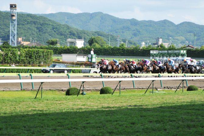グルメ、イベントと楽しみ方色々!週末の「福島競馬場」が何やら面白そう