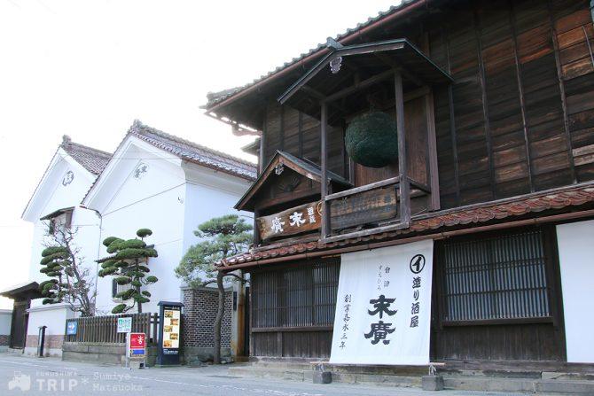 訪ねて楽しい日本酒の蔵元第1位! 会津若松「末廣酒造」の蔵見学が面白い