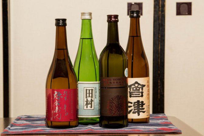 """寒い冬こそ""""お燗""""で楽しみたい!福島酒4本とお手軽に楽しむ方法"""