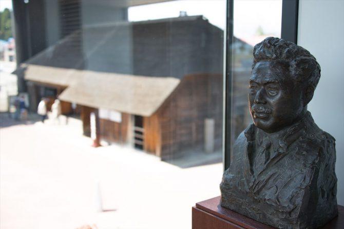 福島が生んだ偉人、野口英世の生涯を残した「野口英世記念館」