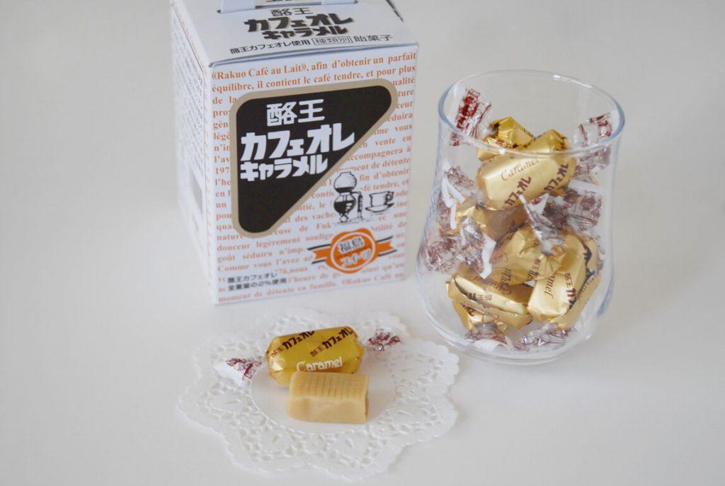 酪王カフェオレキャラメル