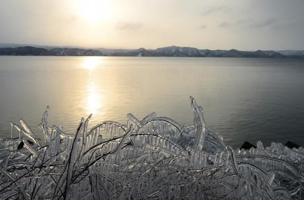 しぶき氷2