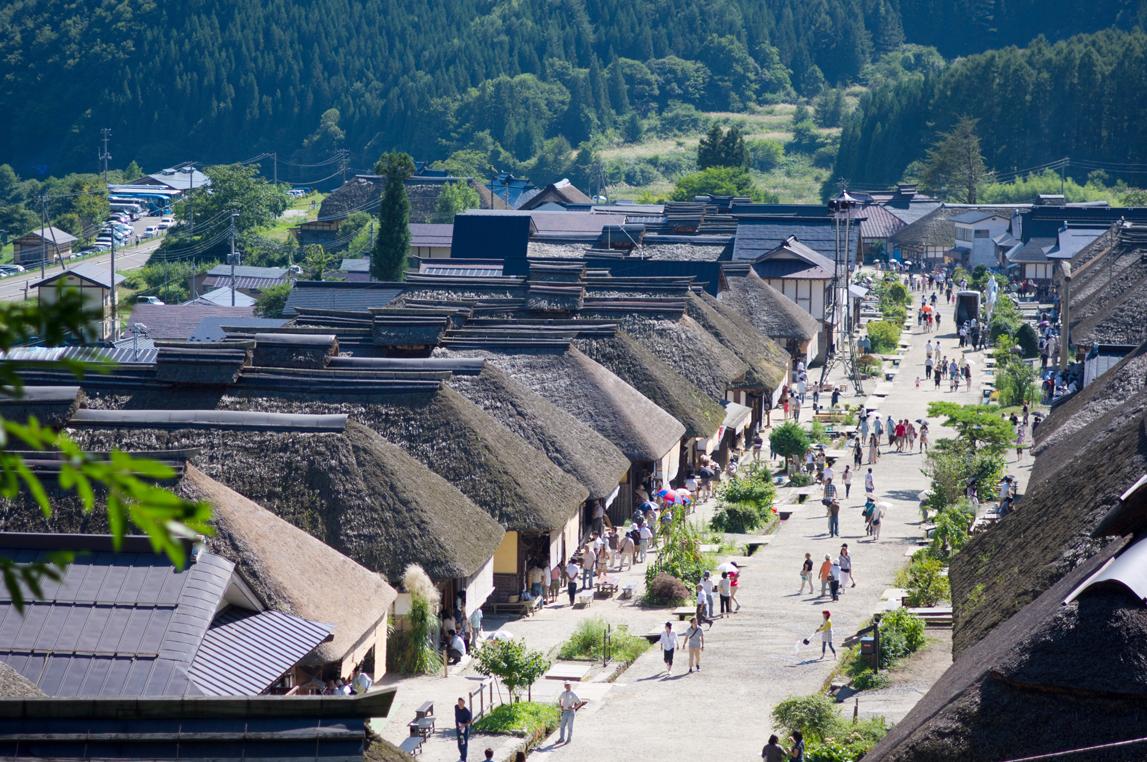 大内宿が120%楽しめる! 観光にピッタリな見どころまとめ | 福島TRIP