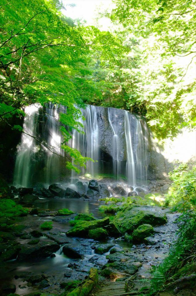 達沢不動滝3