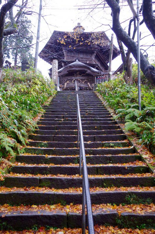 会津さざえ堂、世界的にみても珍しい構造なのはダ・ヴィンチ ...