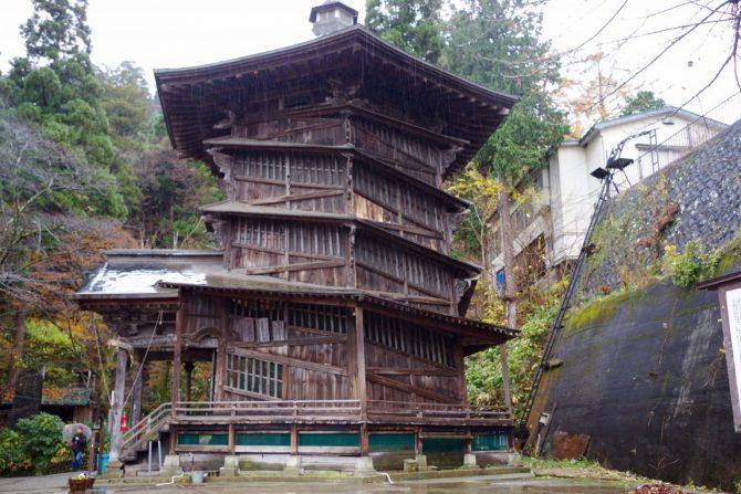 会津さざえ堂、世界的にみても珍しい構造なのはダ・ヴィンチが関係していた!?