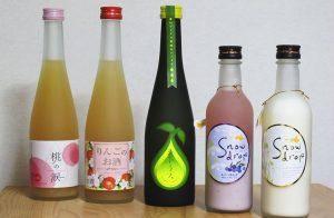 スイーツな日本酒