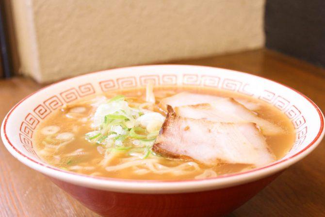 """東京でも喜多方ラーメンの""""朝ラー""""が体験できる「喜多方食堂 麺や玄」@稲荷町"""