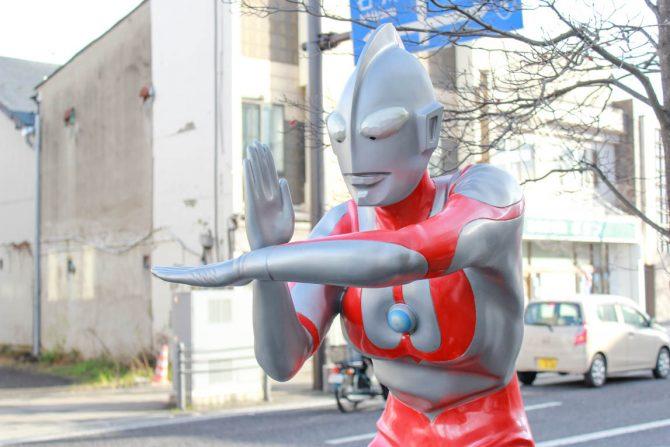 """お父さん世代がきっと喜ぶ """"ウルトラマンの街"""" 須賀川市をぶらり観光"""