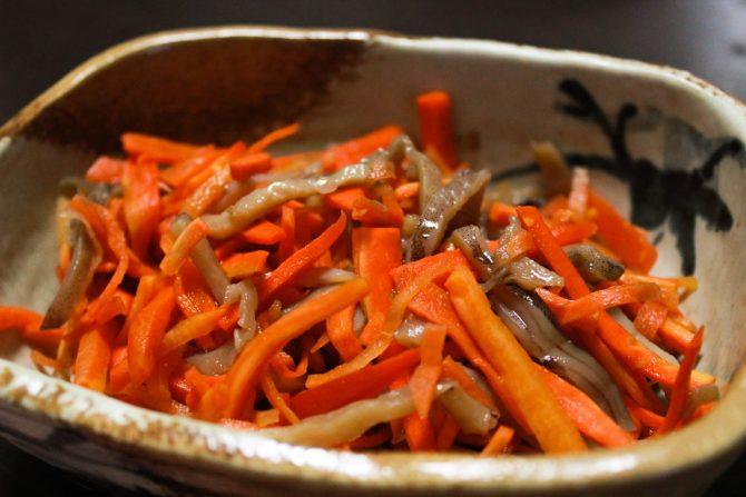 福島の正月と言えばイカニンジンにこづゆ 郷土料理パラダイス!
