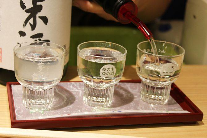 ワンコインで地酒3種類が楽しめる「日本橋ふくしま館MIDETTE」が充実しすぎ!