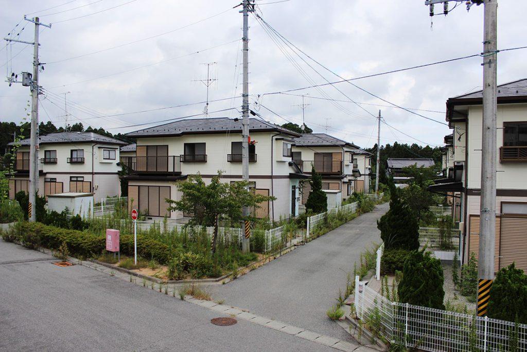 無人の家2