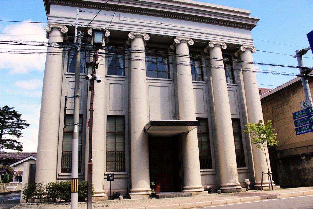 旧第四銀行会津支店