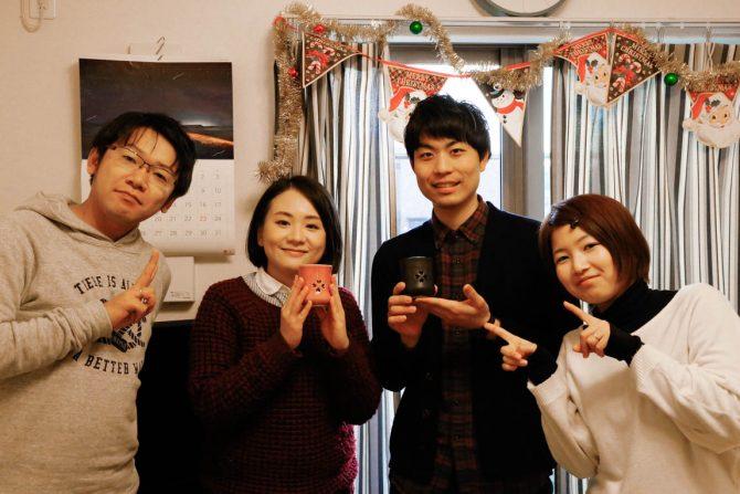 """""""うまくいく"""" 縁起物、福島の伝統工芸「大堀相馬焼」をサプライズプレゼントした話。"""