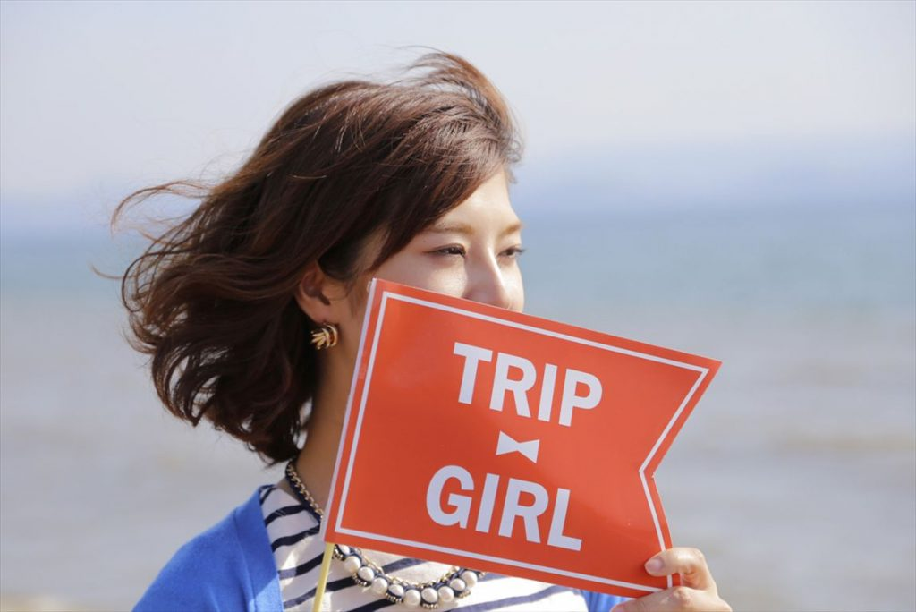 TRIP GIRL第二弾「猪苗代×あやこ」
