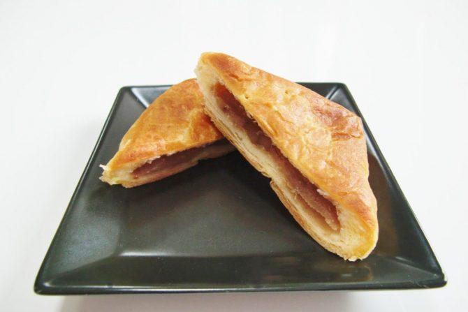 どっちが好き?ままどおると並ぶ人気福島土産「エキソンパイ」