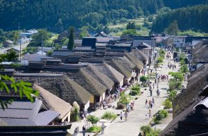 You can enjoy Ouchijuku 120%! The best spots for the sightseeing in Ouchijuku